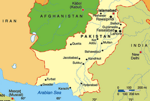map of afghanistan pakistan and india India Pakistan Archives Page 2 Of 3 Institute For Security map of afghanistan pakistan and india