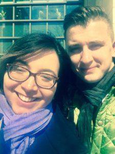 Oleksiy Anokhin and Tulia Gattone