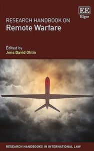http://www.e-elgar.com/shop/research-handbook-on-remote-warfare