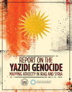 Yazidi Genocide Cover