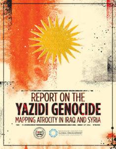 Yazidi Genocide Cover