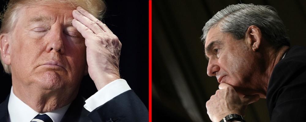 Mueller Trump Red Line