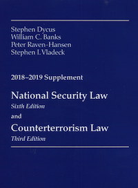 National Security Law/Counterterrorism Law