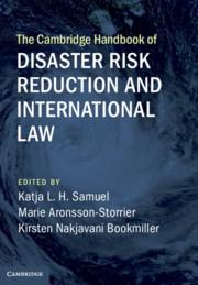 Disaster Risk Handbook