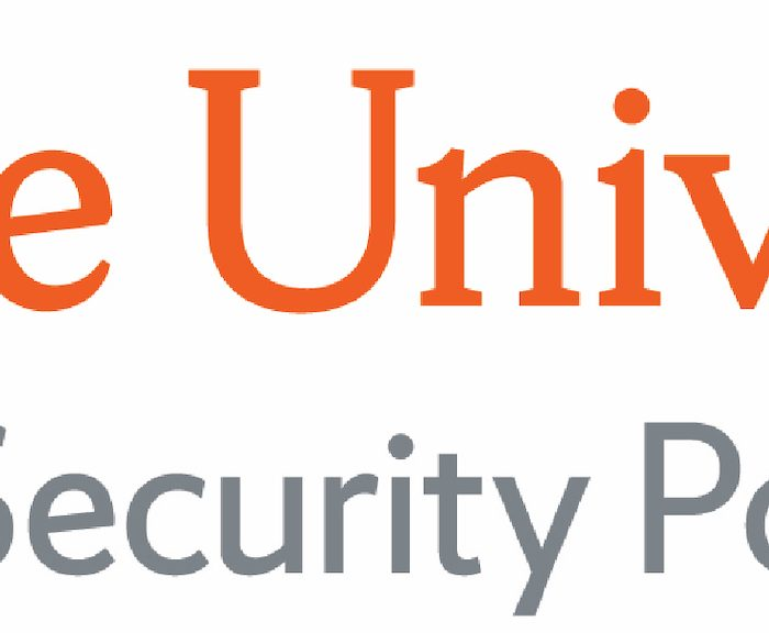 Security Policy and Law