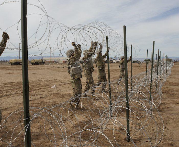 Southern Deployment Legal