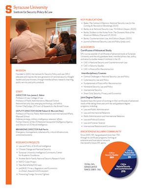SPL Fact Sheet